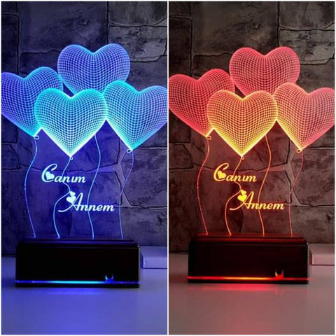 Romantic LED Lamp