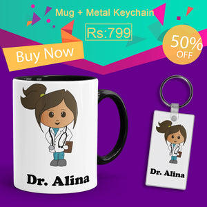 Doctor Deal(Mug+Keychain)