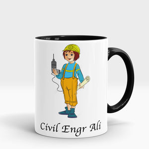 Civil Engr Mug