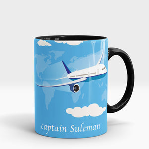 Aviation Mug