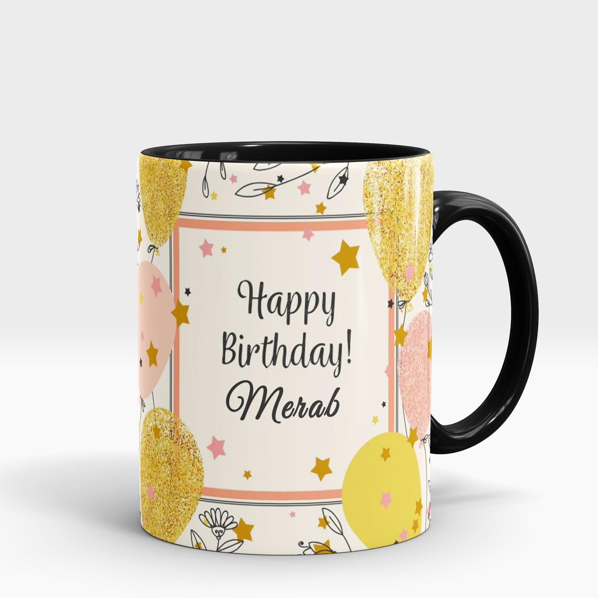 Create Your Birthday Mug