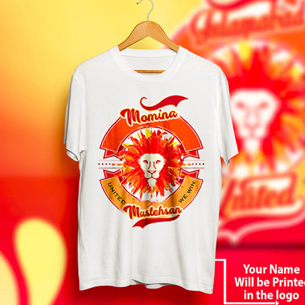 Islamabad United T-Shirt With Name