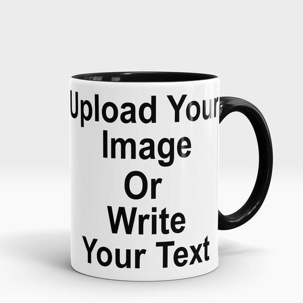 Create Your Own Photo Mug