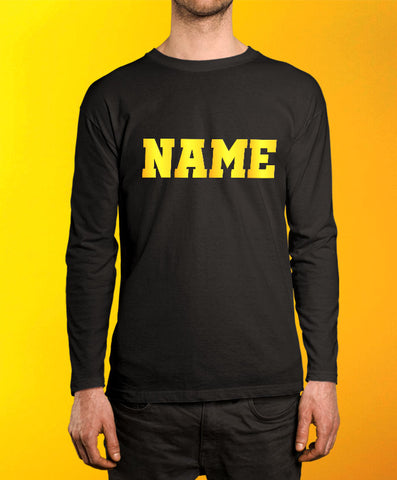 Custom Name Sweatshirt