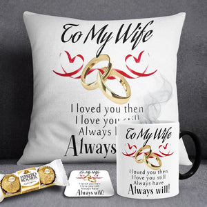 To My Wife Deal Set