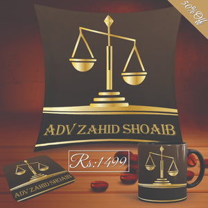 Lawyer Super Deal(Mug+Cushion+Coaster)