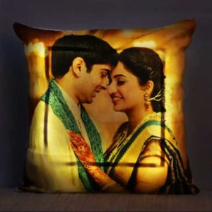 Special Personalized LED Cushion(Size: 18x18 Inch)