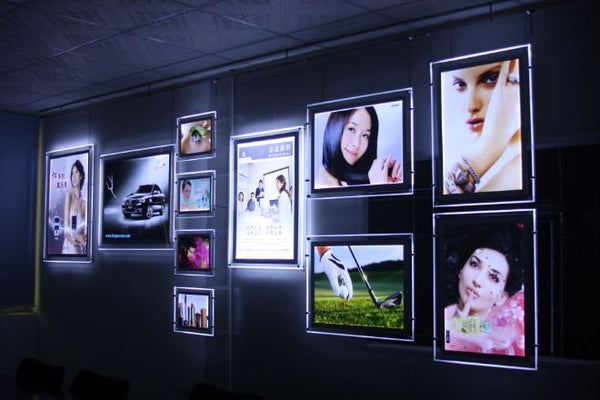 Personalized LED Photo Frame