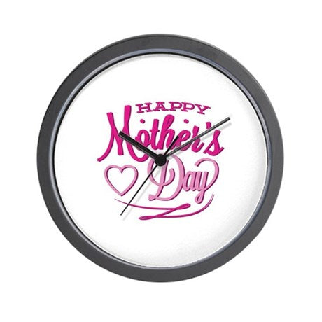 For Mother Wall Clock 02
