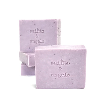 Saints & Angels handcrafted soap