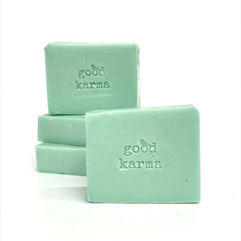 Good Karma handcrafted soap
