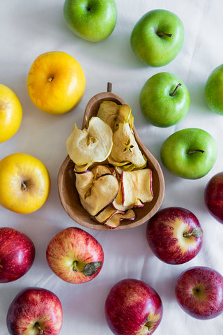 Apple Chips Trio