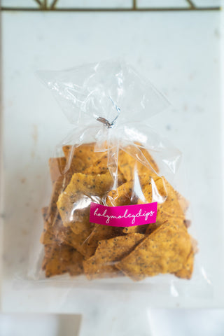 (RESTOCK!) Sweet Potato Chia & Quinoa Chips