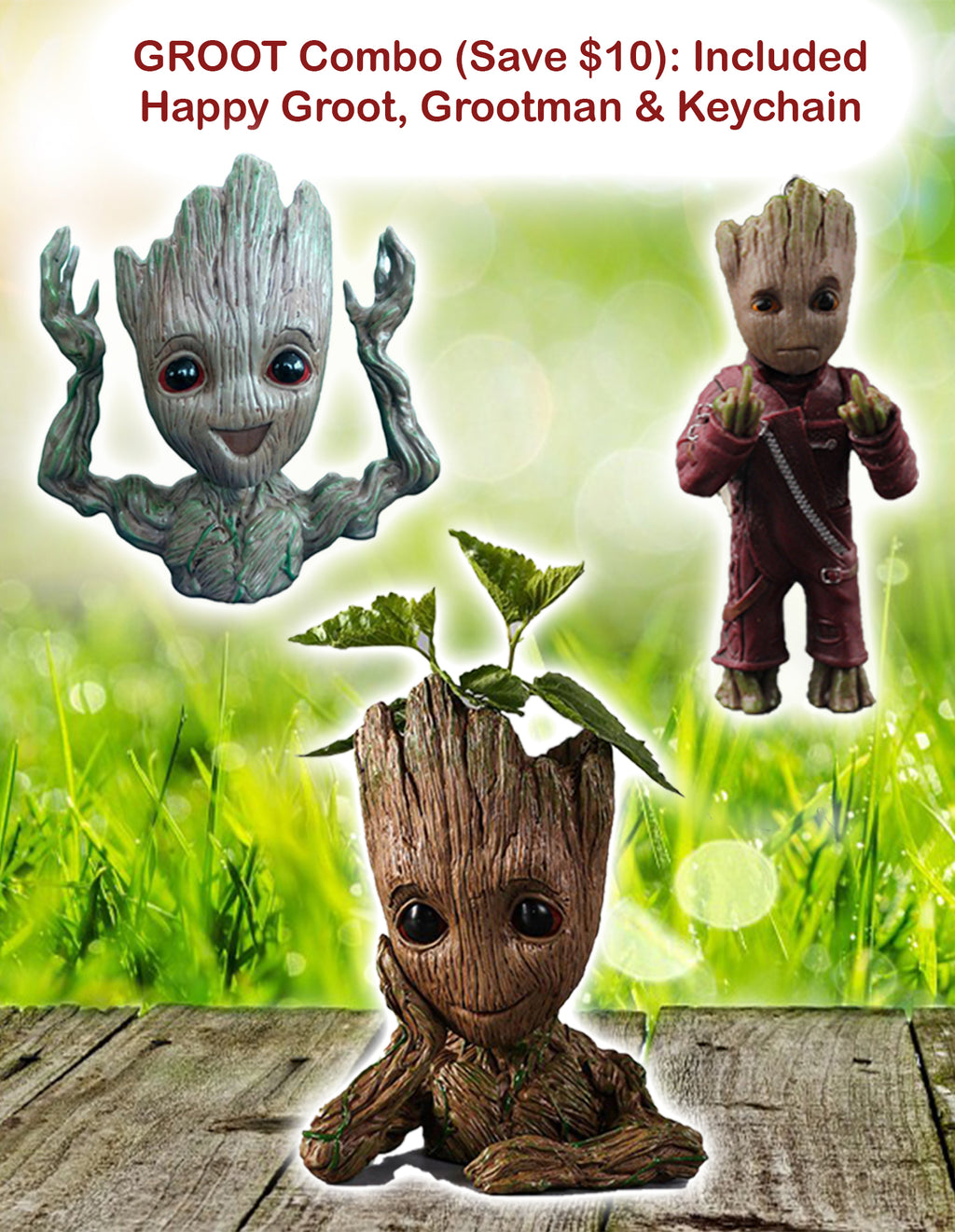 The Family Groot