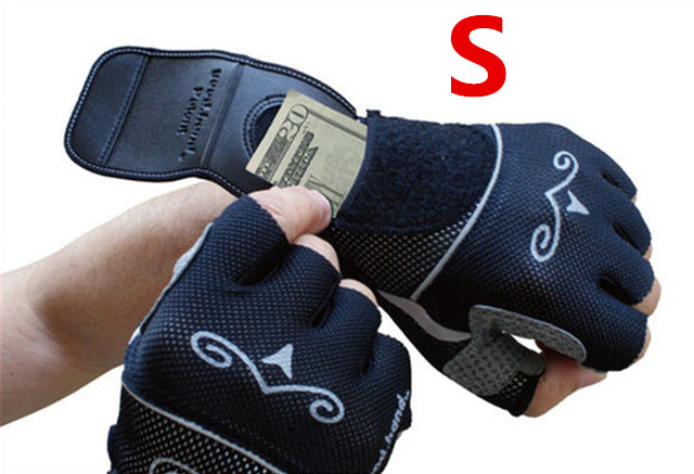Mini Mirrors Bicycle Gloves