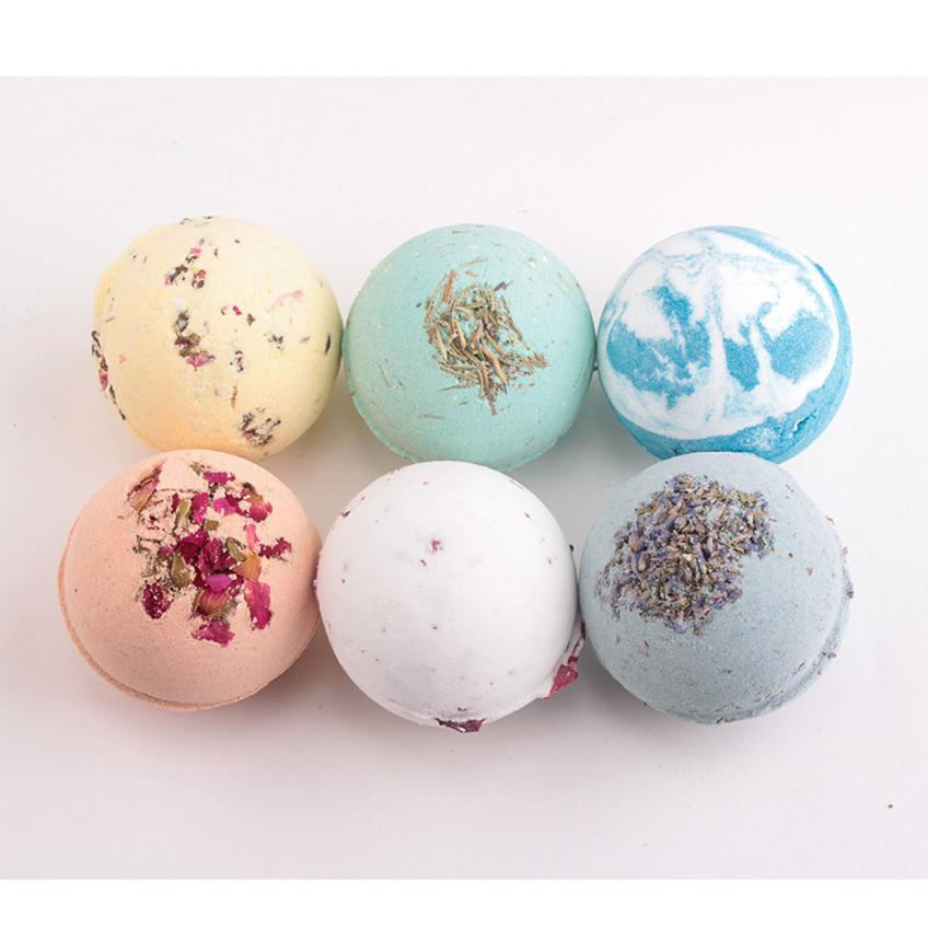 Ice-Cream Bath Balls