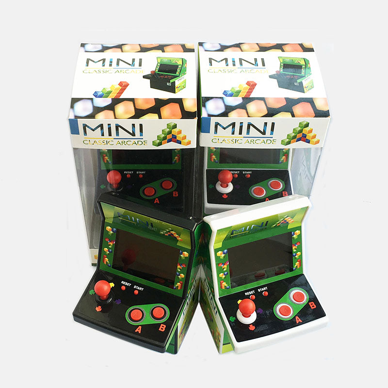 Mini Portable Arcade Joystick Game Machine