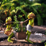 Frogs Garden Decoration