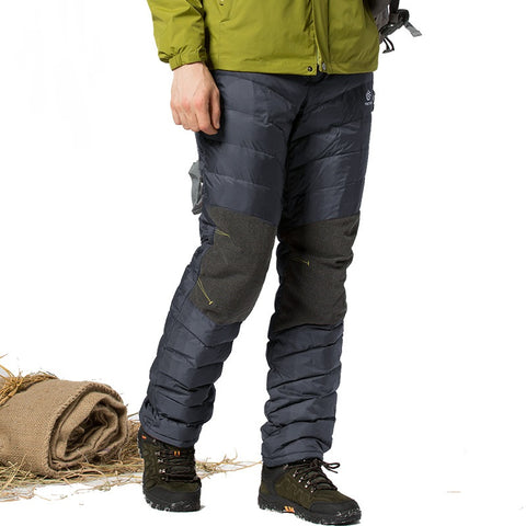 Thermal Down Pants