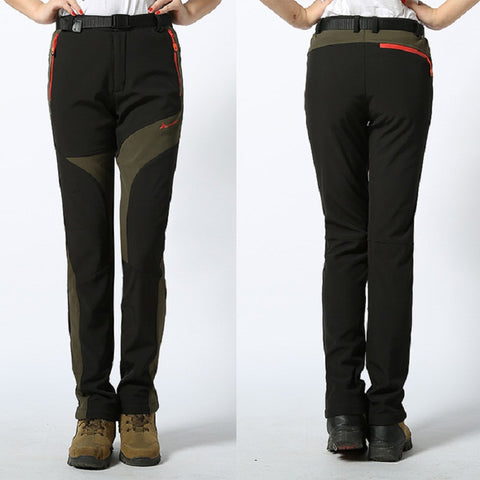 Female Climbing Trekking Ski Trousers