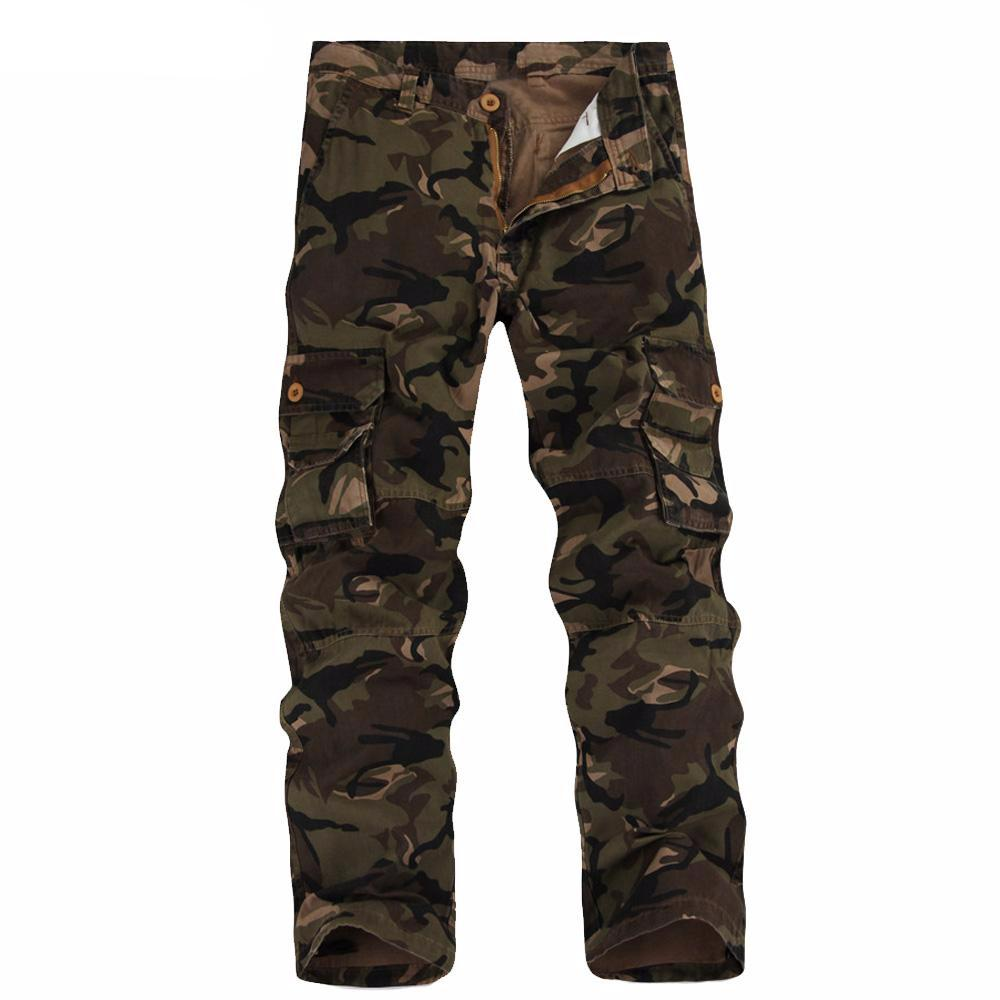 Tactical Military Camouflage Trouser