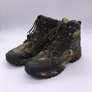 Camouflage Winter Snow Boots