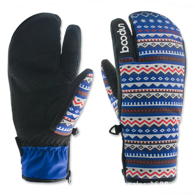 Non-slip Skating Skiing Gloves