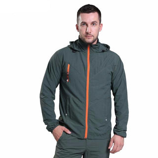 Breathable Thin Hiking Jackets