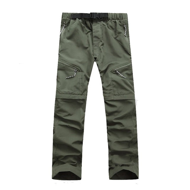 Quick Dry Removable Hiking Pants