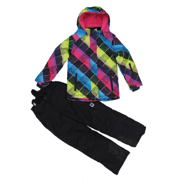 Detector Boys Ski Jacket Children