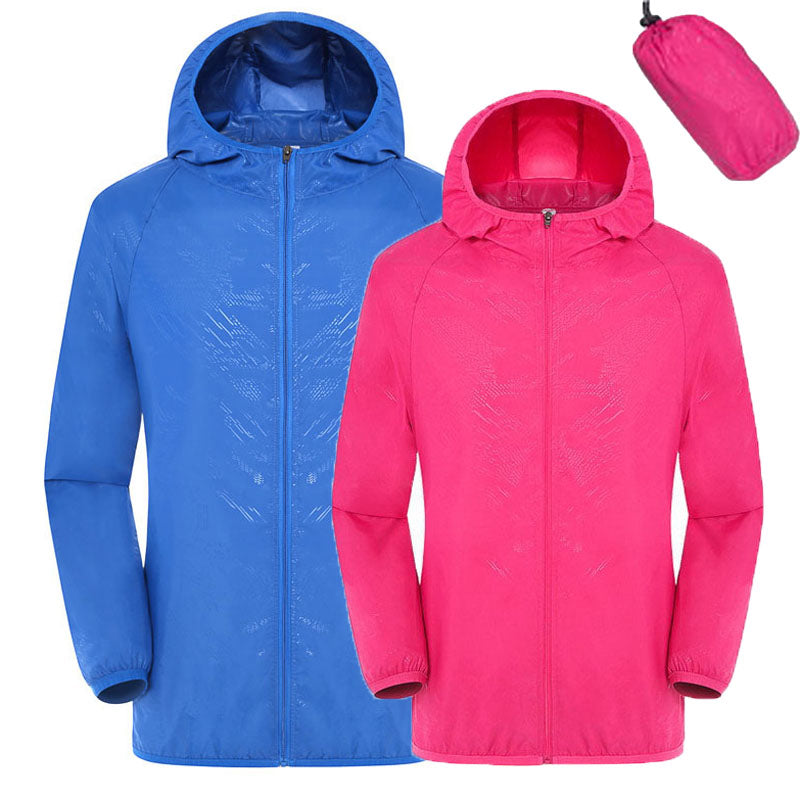 Quick Dry Breathable Hiking Jackets