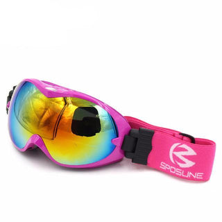Children Snow Ski Goggles