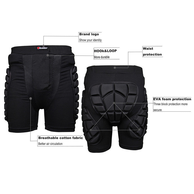 Ski Trousers Protective Gear Hip Pad