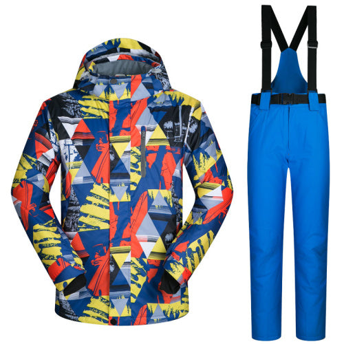 Skiwear Skating Clothes