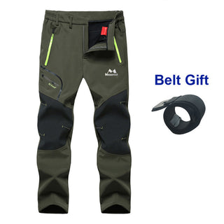 Skiing Pants Soft Shell Trouser