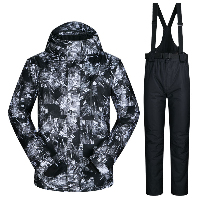 Climbing Snow Skiing Clothes