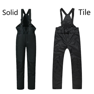 Winter Ski Overall Trousers