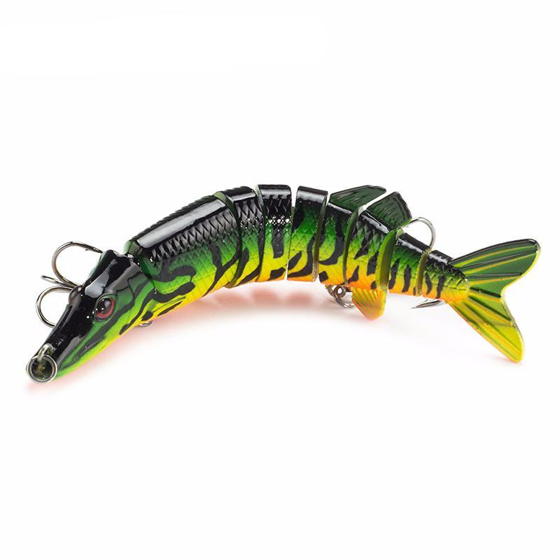 Artificial Pike Lure Muskie Fishing