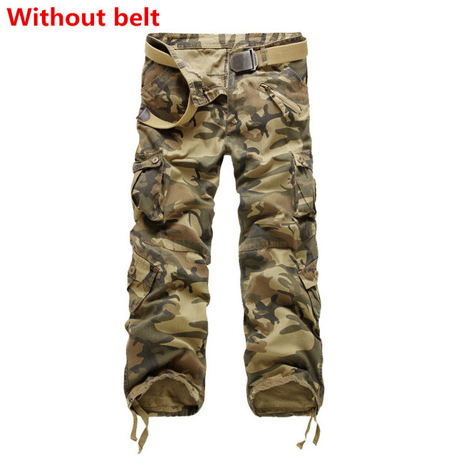 Outdoor Multi-Pockets Hiking Loose