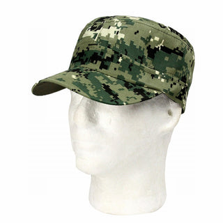 Camouflage Hiking Cap
