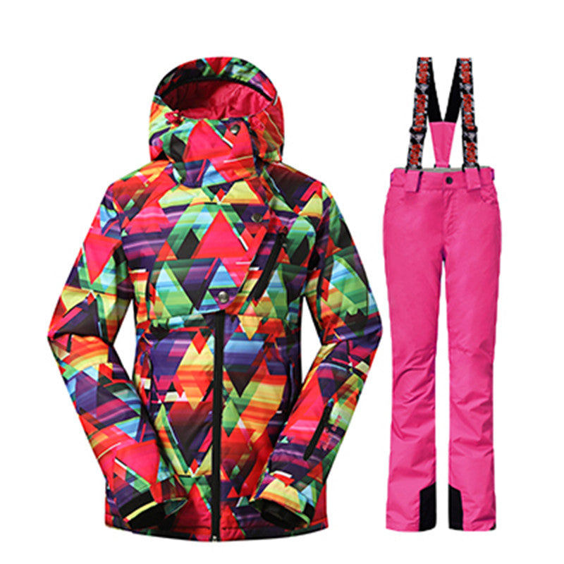 35 Degree Women Ski Suit