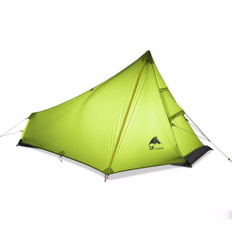 Nylon Silicon Coating Rodless Tent