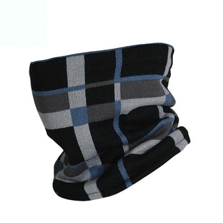Face Mask Ski Knitted Scarf
