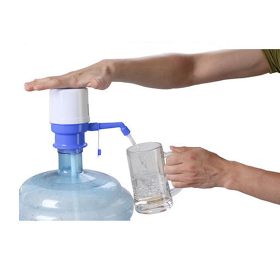 5 Gallon Hand Press Manual Pump Faucet