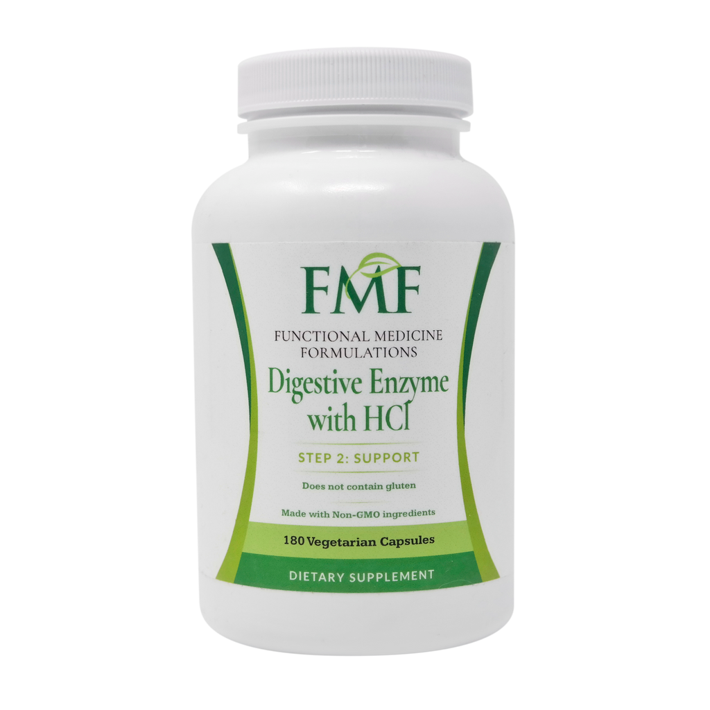 Digestive Enzyme with HCl