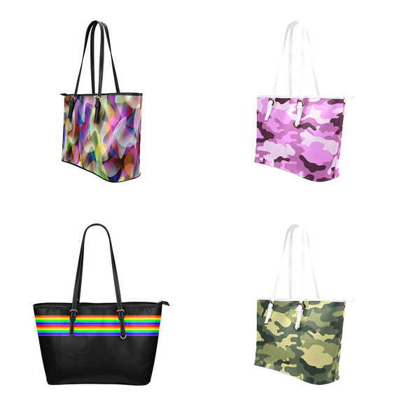 Collection de tote bag chez Sublimized