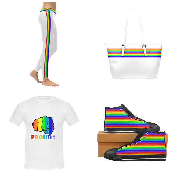 collection LGBTQ sur Sublimized