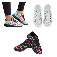 baskets infirmiere chaussures hopital sneakers