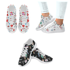 baskets infirmiere chaussures hopital belles sneakers