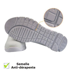 baskets infirmiere chaussures hopital sneakers anti-derapente
